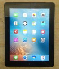 Apple iPad 3rd Gen. 32GB, Wi-Fi+Cellular(Unlocked), 9.7in - Black