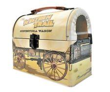 Western Wagon Cowboy Lunchbox - Designed by Glenna Jean