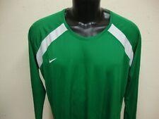 Nike Long Sleeve Miler Top Women's Medium Green Dri Fit  923292 315 Sz 3XL XXXL