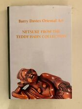 Barry Davies Oriental Art Netsuke From The Teddy Hahn Collection