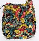 NWOT-Vera-Bradley-Large-Flower-Shower-Messenger-Shoulder-Bag-Purse