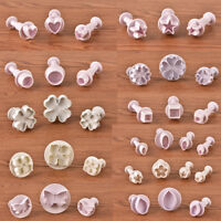 11 variety Cute Baking Cutter Tool Fondant Decorating Mould NT