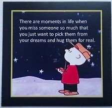 Peanuts Charlie Brown ♡♡ Moments in Dreams ♡♡ Magnet