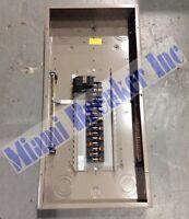 CH30B100D Eaton Cutler Hammer Main Breaker Loadcenter 1 Phase 100 Amp 120/240V