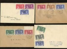 Royalty George VI (1936-1952) British Colonies & Territories First Day Cover Stamps