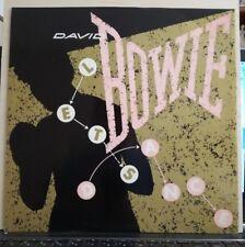 DAVID BOWIE - LET'S DANCE - CAT PEOPLE ( putting out fire) - 45 E.P. IMPORT U.K.