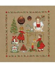 French Cross Stitch Kit Christmas accessories