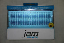 JAM TITANIUM HMDX WIRELESS STEREO SPEAKER - Brand new - BLUE