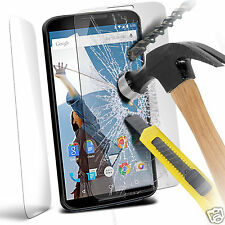 100% Genuine Tempered Glass Film Screen Protector for Motorola Google Nexus 6
