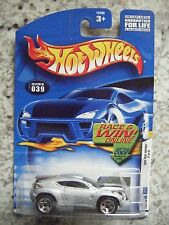 HOT WHEELS BLUE CARD CARD#039 2002 1ST EDITIONS 27/42 TOYOTA RSC
