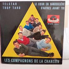 COMPAGNONS DE LA CHANSON Telstar 27015