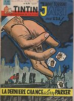 TINTIN n°658 du 1er juin 1961 - Bel état
