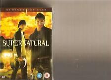SUPERNATURAL COMPLETE SERIES 1 DVD SEALED BOX SET