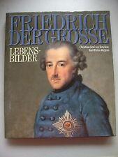 Friedrich der Grosse Lebensbilder 1986