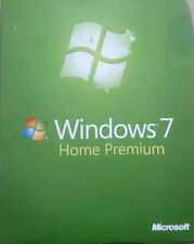Windows 7 Home Premium 64 bit Full Version Original DVD Product Key