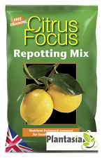 Citrus Focus Repotting Mix 2ltrs - Compost for Lemon Tree