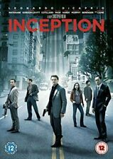 Inception DVD (2010) Leonardo DiCaprio
