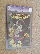 The Amazing Spider-Man #76 CGC Restored Grade 6.5 (Marvel 9/69)