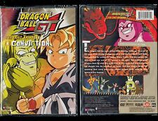 Dragon Ball GT: The Lost Episodes - Vol. 4: Conviction (Brand New DVD, Uncut)