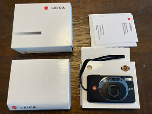 Leica Z2X Mint Ovp Like New Black!