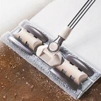 Flat Mop Floor Cleaning Mop For Bucket Dust Swob Magic & Easy & Microfiber Broom