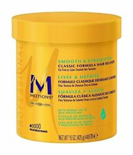 MOTIONS SMOOTH & STRAIGHTEN CLASSIC FORMULA HAIR RELAXER SUPER 425g