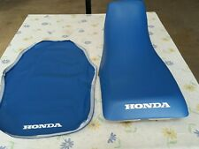 HONDA ATC250R 1983 AND 1984 MODEL SEAT COVER BLUE  (H184)