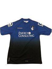 AFC Bournemouth blue away shirt Medium M Carbrini