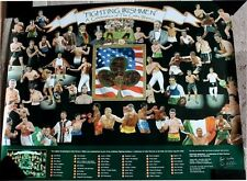 Boxing Fighting Irishmen Art Print By Patrick J. Killian