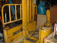 Forklift  walk behind --Extra wide- 2100mm -3.2 Ton-very Heavy Duty-JungHeinrich