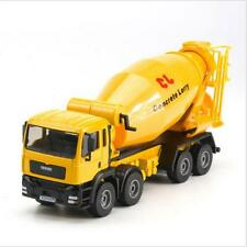 KDW 1:50 Scale Diecast Cement Mixer Truck Construction Vehicle Cars Model Toys I