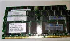 1 x 512MB DIMM DDR 400 -pc3200 memoria para ordenador