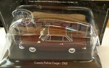 "DIE CAST "" LANCIA FULVIA COUPE' - 1965 "" + TECA RIGIDA BOX2 SCALA 1/43"