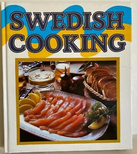 Swedish Cooking by Kitchen Ica 7th revised edition 1983 HB VGC Recipes cookbook