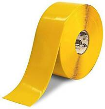 New listing Mighty Line Floor Tape 4 inch Yellow 100' Roll Mighty Line Floor Tape 4 inch Yel