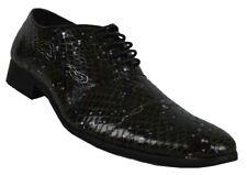 Para Hombre Zapato Formal Vestido Italiano sedagatti Ala-Punta Oxford Boda De Moda SED121