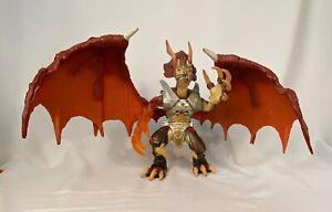 Hasbro Dragon Mitsu Wizards Shogakukan Bolshack Monster (Missing Power Pack)