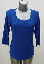 Scoop Neck Stretch Textured Other Tops for Women