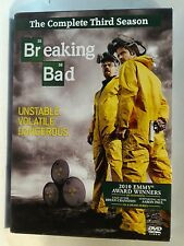 Breaking Bad: The Complete Third Season (DVD, 2011, 4-Disc Set) (dv1816)
