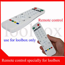 Loolbox Arabic IPTV Replacement OEM Remote Control for the Lool Box Android HD