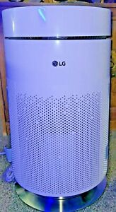 LG Single Smartthinq Wi-fi/voice Control PuriCare 360-degree Air Purifier 310sqf