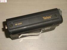Telex BP-2000 Dual Channel BeltPack Wired Intercom Headset Station W/O MIC