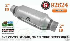 "92624 Eastern Universal Catalytic Converter ECO III Catalyst 2"" Pipe 12"" Body"