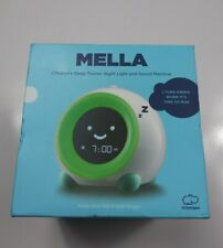 LittleHippo Mella Ready To Rise Children's Trainer Alarm Clock + Night Light New