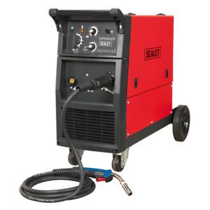 Sealey Pro MIG Welder 270Amp 230V with Binzel Euro Torch SUPERMIG275 (A)