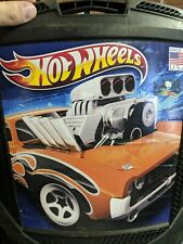 Hot Wheels Rolling 100 Cars Car Storage Organizer Suitcase Carrier Case Diecast