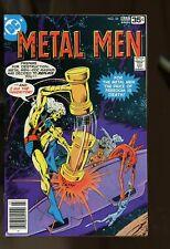 METAL MEN #56 FINE+ 6.5 1978 DC COMICS