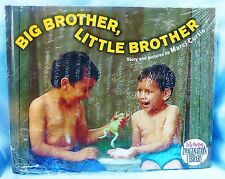 BIG BROTHER, LITTLE BROTHER (Marci Curtis) Dolly Parton Imagination Library*HB