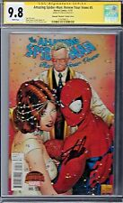 Amazing Spider-man:Renew Your Vows # 5 CGC 9.8 Quesada Masked Color Cover SS