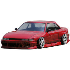 D-Like Nissan S13 Silvia 1:10 RC Cars Drift 198mm Clear Body Set On Road #DL103